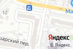 Схема проезда до компании Западный в Белгороде