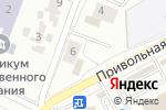 Схема проезда до компании Участковый пункт полиции №16 в Белгороде
