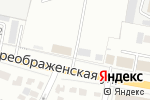 Схема проезда до компании KICK-DOWN в Белгороде