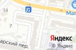 Схема проезда до компании Блеск в Белгороде