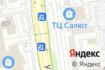 Схема проезда до компании Дмитрий в Белгороде
