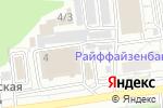 Схема проезда до компании Веломаркет31 в Белгороде