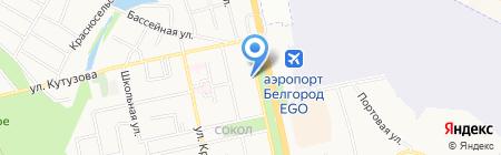 Белгородское региональное отделение Российского Красного Креста на карте Белгорода
