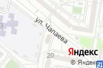 Схема проезда до компании Шанс в Белгороде