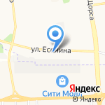 СтройФормат на карте Белгорода