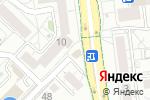 Схема проезда до компании Ван Гог в Белгороде