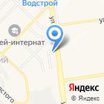 Адвокатский кабинет Супрунец Л.В. на карте Белгорода