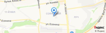 MaXимум на карте Белгорода
