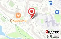 Схема проезда до компании БелгородСтройСпецМонтаж в Белгороде
