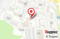 Схема проезда до компании Авалон в Белгороде