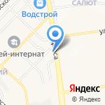 Кружечка на карте Белгорода