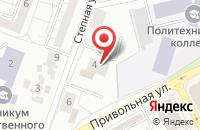 Схема проезда до компании Автозащитник в Белгороде