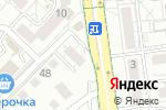 Схема проезда до компании ГРОМОВ в Белгороде