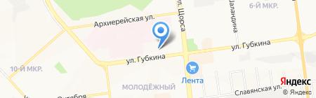 Nuga Best на карте Белгорода