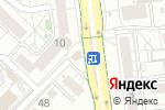 Схема проезда до компании Деньги НА! в Белгороде