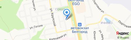 Вкус Моды на карте Белгорода
