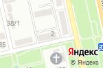 Схема проезда до компании Виктория в Белгороде