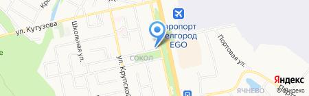 Мир животных на карте Белгорода