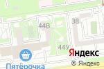 Схема проезда до компании Вита в Белгороде
