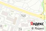 Схема проезда до компании МИРАЖ в Белгороде