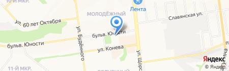 Строим вместе на карте Белгорода