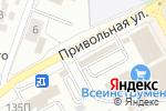 Схема проезда до компании Парабулок в Белгороде