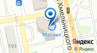 Компания ОкнаПрофи на карте
