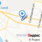Добрый Дом на карте Белгорода