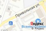 Схема проезда до компании Киоск свежей выпечки в Белгороде