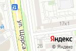 Схема проезда до компании БАРКОВ в Белгороде