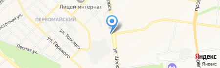 Мир хоккея на карте Белгорода