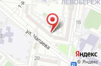 Схема проезда до компании Салон климатической техники в Белгороде