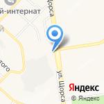 Нотариус Ропанова О.В. на карте Белгорода