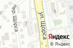 Схема проезда до компании АКСИС в Белгороде