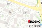 Схема проезда до компании Хризантема в Белгороде