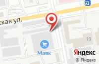 Схема проезда до компании БелСтройИнвест в Белгороде