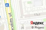 Схема проезда до компании Оконный Эксперт в Белгороде