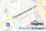 Схема проезда до компании Дядя Жора в Белгороде