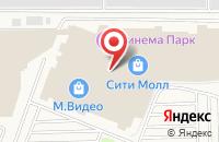Схема проезда до компании Iris-studio в Белгороде
