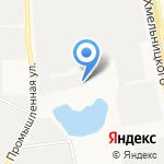 Модус на карте Белгорода
