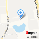 Прима Пласт на карте Белгорода