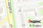 Схема проезда до компании Магазин замков и скобяных изделий в Белгороде
