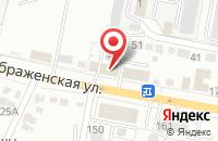 Схема проезда до компании ЭКОСИП БЕЛГОРОД в Белгороде