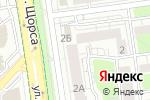 Схема проезда до компании По зернышку в Белгороде
