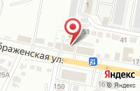 Схема проезда до компании ЛУКОЙЛ-ГАРАНТ в Белгороде