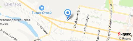 Открытые Финансовые решения на карте Белгорода