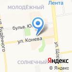 ГРАНД-Смета на карте Белгорода