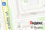 Схема проезда до компании Цветы для вас в Белгороде