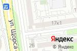 Схема проезда до компании Магия в Белгороде