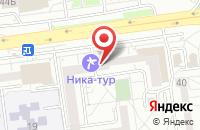 Схема проезда до компании Светлые Решения в Белгороде